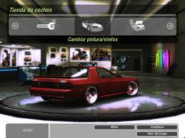 fc rx7 mazda rx7 fc by underground need for speed underground 2 nfscars