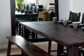 dark rustic dining table black rustic dining table lesgavroches co