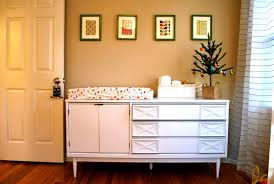Pali Changing Table Dresser Solid Oak Crib And Changing Table Creative Ideas Of Baby Cribs