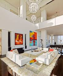 penthouses in new york breathtaking opulence posh new york city penthouse leaves you