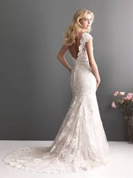 fishtail wedding dress ebay lace wedding gowns lace beading fishtail bridal wedding