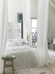 deco chambre blanche la deco chambre romantique 65 idées originales archzine fr