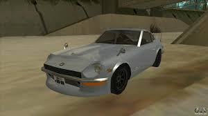 wangan midnight fairlady z nissan fairlady s30z for gta san andreas