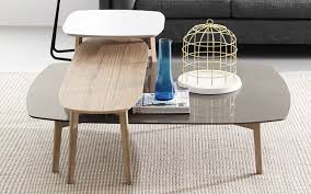 Short Tables Living Room by Rattan Coffee Table Ottoman Wicker Side Tables Indoor Furniture