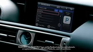 lexus annapolis used cars pandora now playing in your lexus youtube
