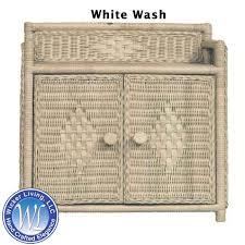 Wicker Bathroom Shelf 55 Rattan Bathroom Shelves White Wicker Wall Shelf Shabby Cottage