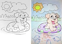 coloring book coloring book corruptions see what happens when adults do