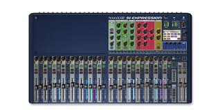 si e auto 0 si expression 3 soundcraft professional audio mixers