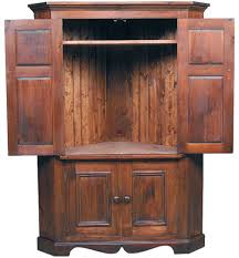 Wood Computer Armoire by Armoire Marvellous Kitchen Armoire Cabinets For Home Kitchen