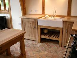 freestanding kitchen furniture freestanding kitchen cabinets wood with farmhouse sink
