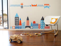 Wall Murals Bedroom by 7 Creative Wall Murals For Kids Hgtv