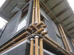 The Origami Inspired Folding Bamboo House Inhabitat Sustainable Design Innovation Eco - best 25 bamboo house design ideas on pinterest bamboo