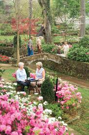 Wpa Rock Garden by Welcome To The Tyler Azalea Trail Southern Living