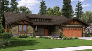 craftsman style house plans under 1600 square feet youtube
