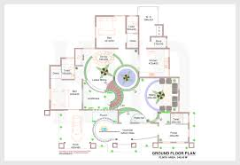 luxury bungalow house plans india house design plans