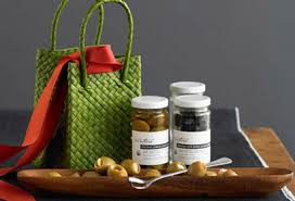 organic olive gift set 19 34 green gift guide