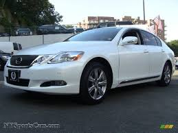 lexus 2010 black 2010 lexus gs 350 awd in starfire pearl white 027250