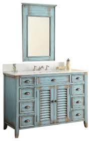 Dresser Style Bathroom Vanity by 46