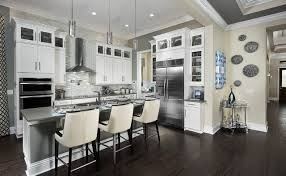 model home interiors model home interiors contemporary kitchen orlando by