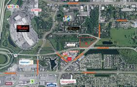 Map Of Brandon Florida commercial real estate for lease or sale in brandon florida