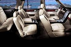 how many seats does a suvs with highest seating capacity 2005 suvs cars com
