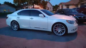 09 lexus ls460 sold my 06 ls430 bought an 09 ls460 will my bc coilovers