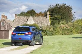mitsubishi crossover 2016 revised mitsubishi asx crossover arrives in the uk drive u0026 ride uk