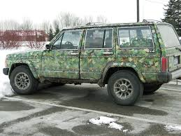 jeep camo camo jeep wagoneer this is the most detailed camo job i u0027ve u2026 flickr