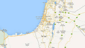 israel google the palestine conflict rages over google maps israel news