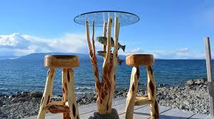 bar stool 34 outstanding log bar stools images concept log bar