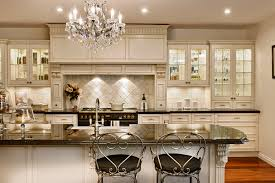 Shabby Chic Kitchen Cabinets Ideas Design Country Chic Kitchen Design Oval White Small Dining Table