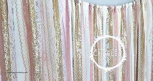 Pink Sparkle Curtains Gold Sparkle Curtains Gold And Ivory Curtains Pink Gold Sparkle