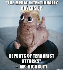 Dick Butt Meme - thus spake mr dickbutt meme on imgur