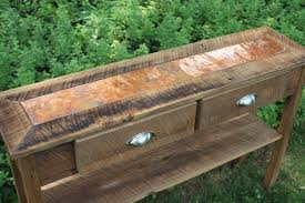Reclaimed Wood Bed Los Angeles by Furniture Coffee Table Reclaimed Wood Sofa Table Pottery Barn