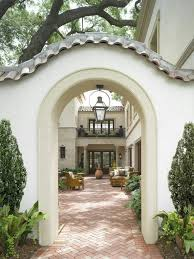 spanish courtyard designs 12 best outdoor space images on pinterest cottage spanish