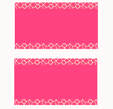 pink giraffe business card templates by stacyo on deviantart