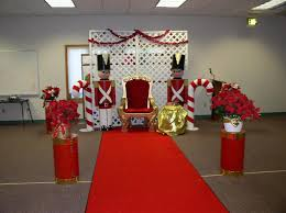 santa chair rental creative rentals and decor inc