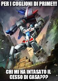 Transformers Meme - per i coglioni di prime transformers g1 01 meme on memegen