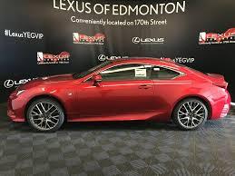 lexus rc350 price pre owned 2017 lexus rc 350 demo unit f sport series 2 2 door