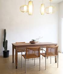 home and closet u2014 large harvest table