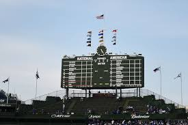 City Of Cincinnati Flag Man Sues Cubs Major League Baseball After Being Blinded By A Foul