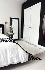 Black And White Bed Best 25 Black Accent Walls Ideas On Pinterest Black Walls