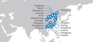 Hangzhou China Map by How We Extended Cloudflare U0027s Performance And Security Into