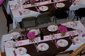 pink and brown baby shower in with the small things planning a baby shower and need ideas