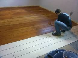 Laminate Flooring On Concrete More Staining On Concrete Wood Floor Philadelphia Flickr