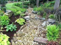 White Rock Garden White Rock Landscaping Ideas Rocks Border For Flower Garden White