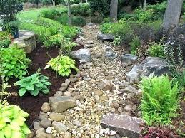 White Rock Garden White Rock Landscaping Ideas Rocks Border For Flower Garden White
