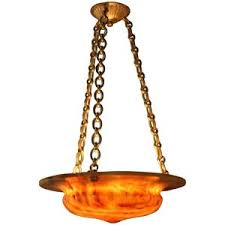 Antique Alabaster Chandelier Chandeliers U2014 Artisan Lamp
