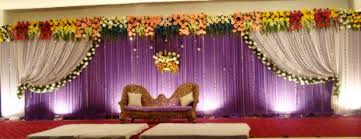 wedding backdrop on stage wedding stage backdrop decoration