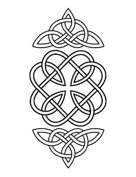celtic knot to print click the image then choose print from